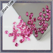 Hot Sale Round Shape Synthetic Corundum 5# Ruby