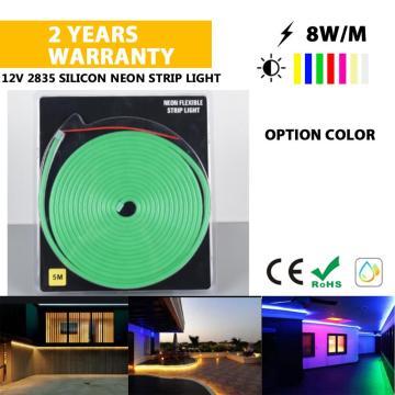 Design de publicidade de alta qualidade Luz neon