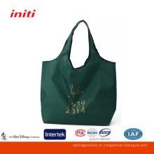 2016 Fábrica de alta qualidade Venda Eco amigável saco de compras reciclável dobrável