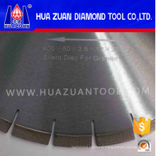 400mm Diamond Blade with Segment Size 40*3.4*12mm for Granite Cutting
