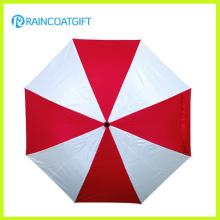 Paraguas promocional del golf de la publicidad barata de calidad superior