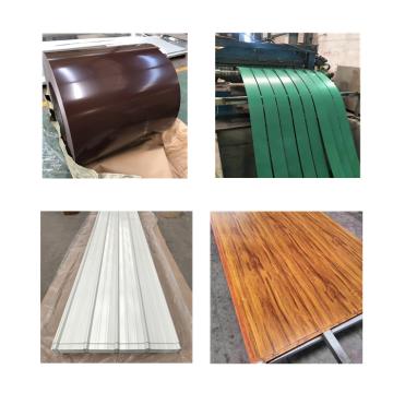 RAL Color Steel Sheet