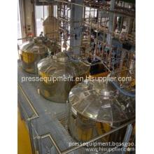 Oil Equipment For Biodiesel Processing