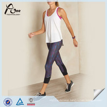 Professional Fashionable Custom Colorful Organic Yoga Clothing