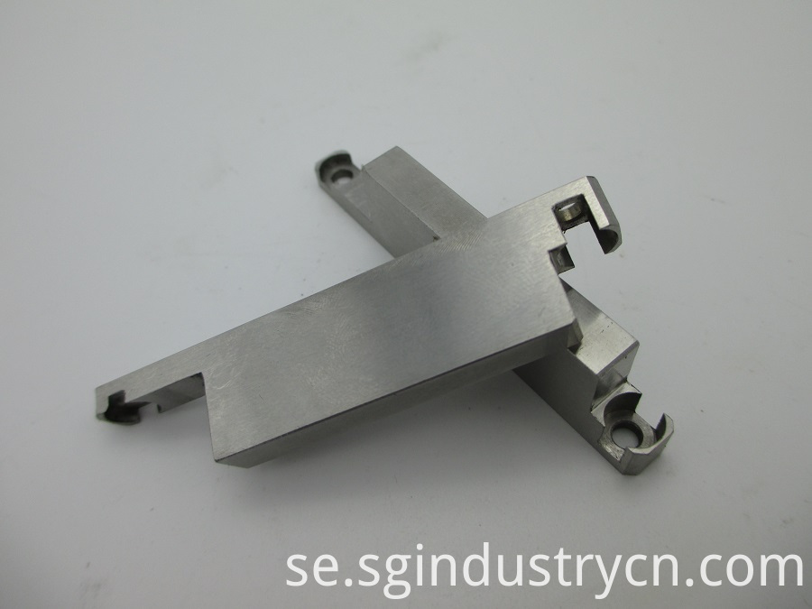 Stainless Steel Machined Parts
