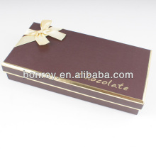 Offset printing chocolate packaging