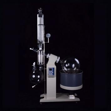 rotary evaporator ika with vacuum pump