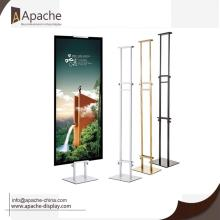 Reliable for Outdoor Displays,Outdoor Light Box,Outdoor Sign Post Supplier in China Double Sides KT Board Poster Diaplay Stand export to Micronesia Wholesale
