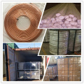Double Wall Copper Coated Steel Tube for Refrigerator, Freezer Evaporator, Condenser