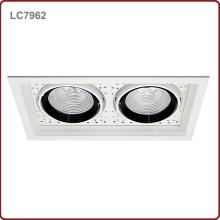 Double Head 2*7W COB LED Venture Lamp/LED Grille Lamp (LC7962)