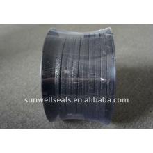 SUNWELL Embalagem de fibra de carbono, grafite de alta qualidade