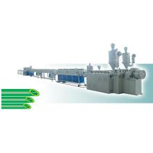 Máquina de extrusión de tubos de una capa PPR de 16-63 mm