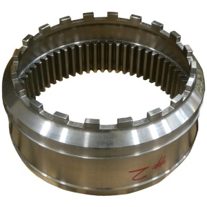 precision stainless steel transmission internal ring gear