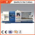 China tipo grande Torno CNC horizontal resistente para venda