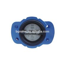 Válvula de retención del revestimiento de goma de la serie BG800H