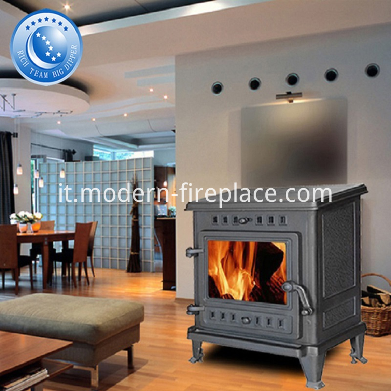 Fireplaces Inspection Traditional Wood Burning With Stainless Steel Chimney Cap