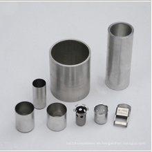 Piezas de alta precisión de chapa de metal de alta precisión