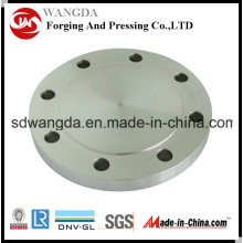 Carbon Steel Blind Flange with Anti-Rust Oil Surface Treatment