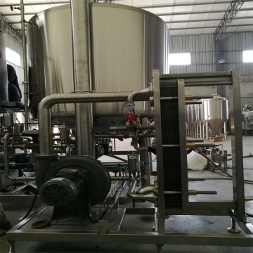 8 Vessel Brewhouse Beer Making Machine, BBL 4