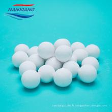 matériau de broyage vitrifié utiliser 92% alumine céramique meule de broyage