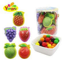 Halal Fruits Shapes Hard Candy