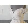 En gros sexy sirène dernière conception bondage robes de mariée robe de mariée