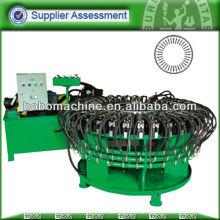 BICYCLE ALLOY RIM 37 HEADS AUTO HOLE PUCHING MACHINE