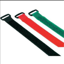 Colorful custom Velcro hook loop cable tie