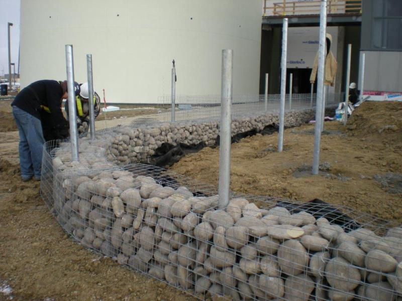 Rock Welded Wire Gabion Box
