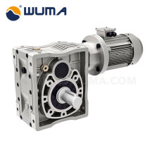 WAH50B Hypoid Gear Reducer with torque arm