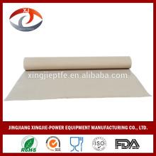 Chinesisches PTFE / Teflon beschichtetes Fiberglas Tuch / Stoff / Förderband