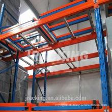 Holz Regalsystem Warehouse Palettenregalsystem zurückschieben