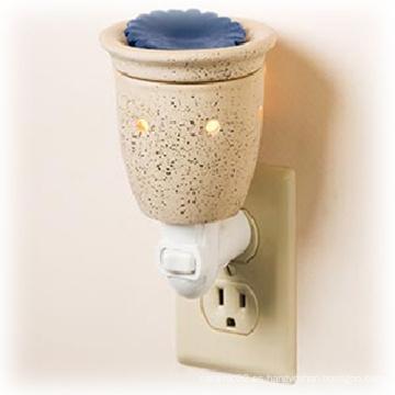 Calentador de luz de encaje Plug-in, estilo # 2006
