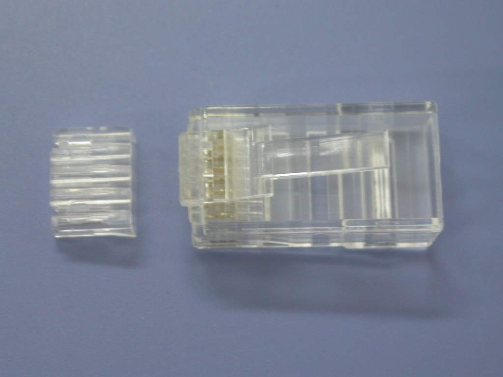Cat6 Internet Plug Connector