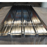 popular gi trapezoid iron roof sheet /zero spangle ibr roof sheet