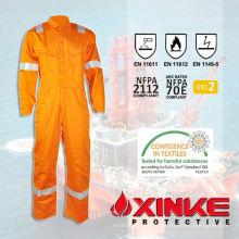 costume de proximité de feu pour les travailleurs