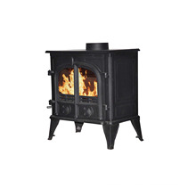Calore Indoor Wood Burning Stove (CL-A25-LB)