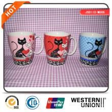 Round Porcelain Mug Coffee Mug