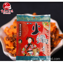 China for Chongqing Spicy Hot Pot  Seasoning Chongqing hot pot 300g supply to Bulgaria Manufacturers