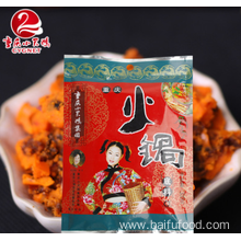 Hot sale for Chongqing Spicy Hot Pot  Seasoning Chongqing hot pot 300g supply to French Guiana Manufacturers