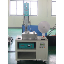 Automatic Ultrasonic Fabric Cutting Machine, Automatic Ultrasonic Textile Cutting Machine