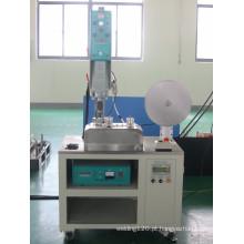 Máquina automática de corte por tecido ultra-sônico, Máquina de corte automática por tecido ultra-sônico
