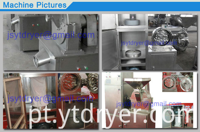 Vegetable Grinding Machine/Licorice Crusher