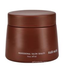 Empty hair care 500 1000 ml  plastic Black 8 16 32 oz  HDPE cosmetic Jar