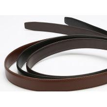 Ремни кожаные без пояса коричневого кожаного пояса