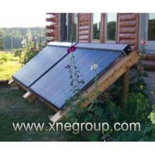 solar water heater low degree