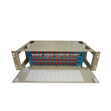 Factory Price for Fiber Optic Distribution Frame 48 Ports FC Optic Distribution Frame supply to Canada Factories
