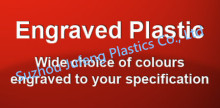 Laminated ABS Plastic Sheets for Laser Engraving