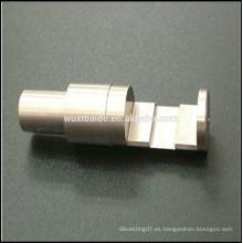 CNC de mecanizado Q345 piezas de acero, piezas de acero plateado superficie fabricante