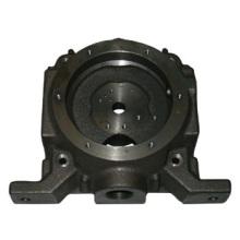 Pièces en fonte d'anodisation en aluminium anodisé noir
